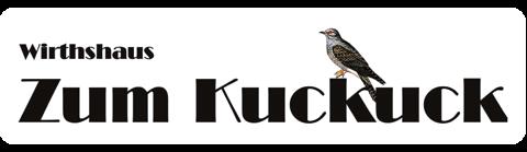 Wirthshaus zum Kuckuck Logo